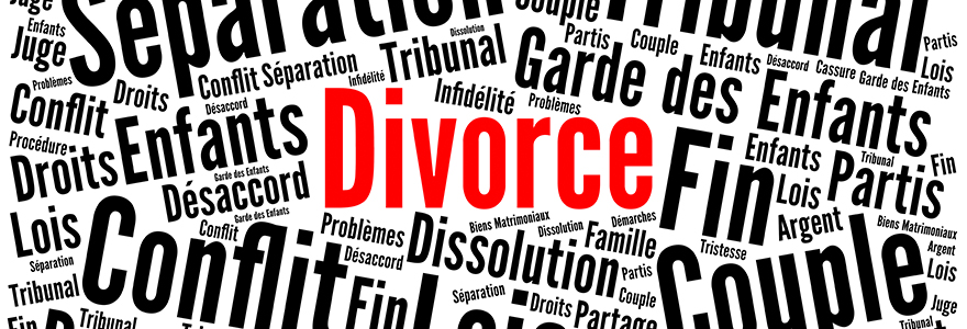 demarches de divorce